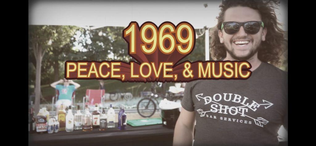 1969 - Peace, Love, & Music