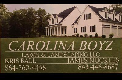 Avatar for Carolina Boyz Lawn and Landscaping LLC. Anderson, SC Thumbtack