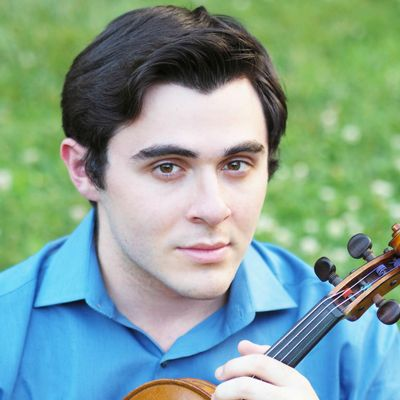 Avatar for Evan Pasternak, violin