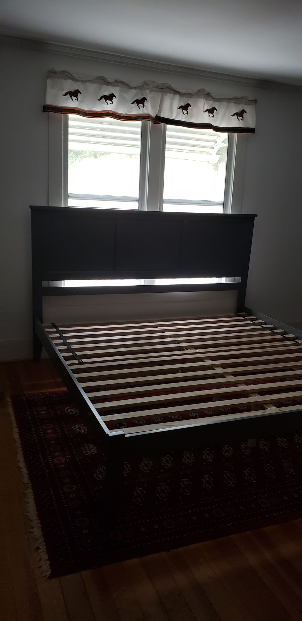 Two king bed frames