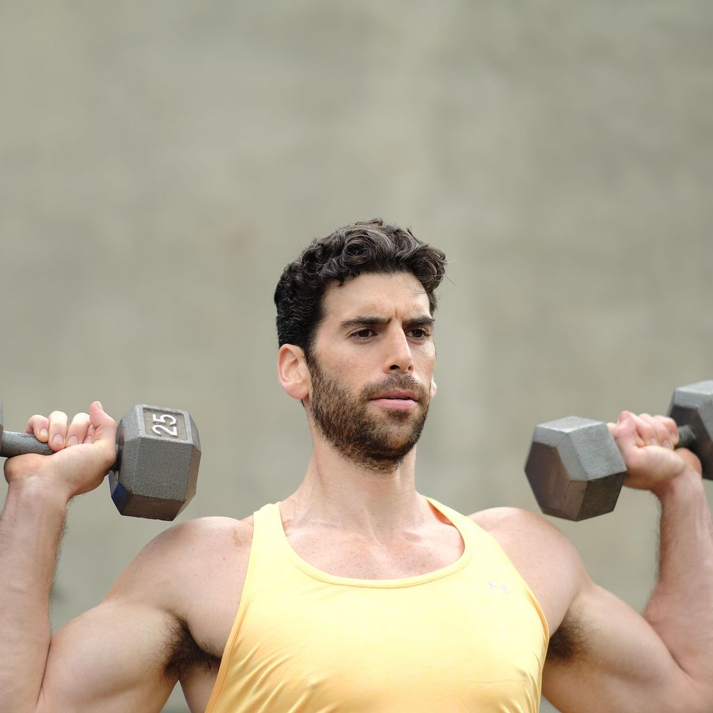 Michael Hofman at Thrive Fitness and Nutrition