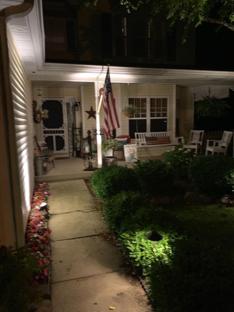 Outdoor Lighting Demo