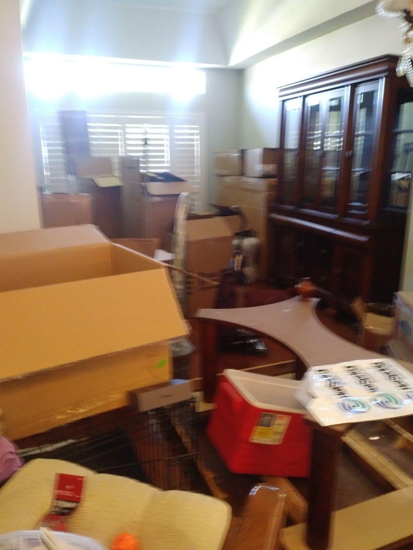 Unpacking a Home