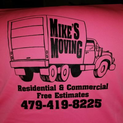 Avatar for Mike's Moving Fayetteville, AR Thumbtack