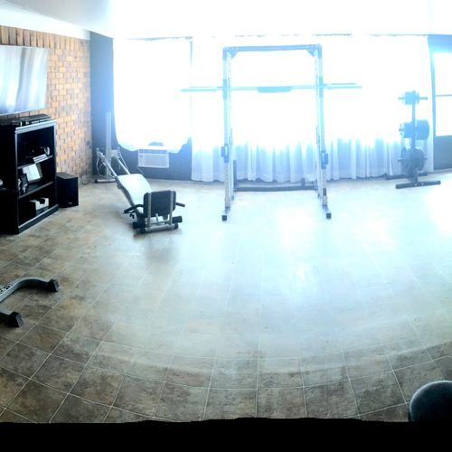 My private studio