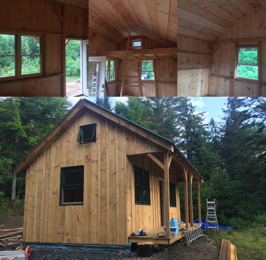 General Contracting - Homes, Cabins, Barns