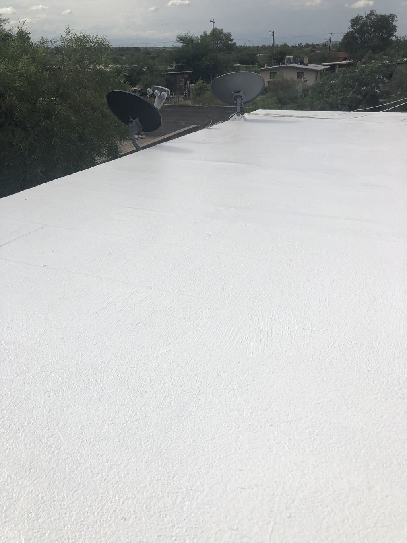 Apply Roof Sealant