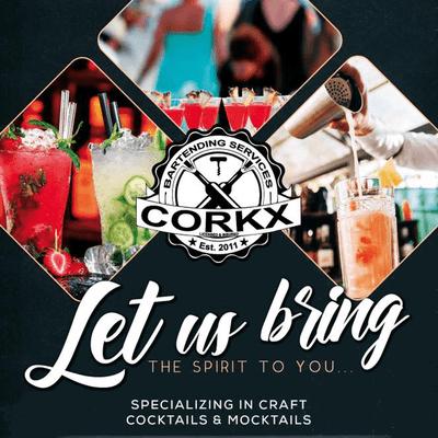 Avatar for Corkx Bartending