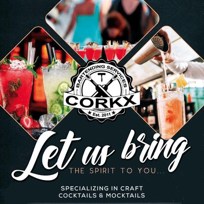 Corkx Bartending