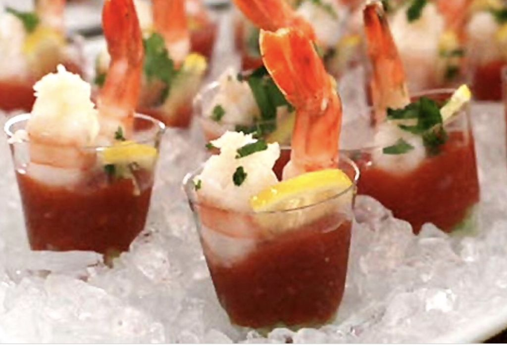 Polo Match Appetizer Party