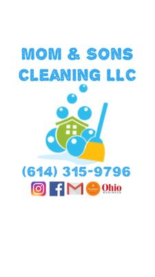 Avatar for Mom & Sons Cleaning LLC Columbus, OH Thumbtack