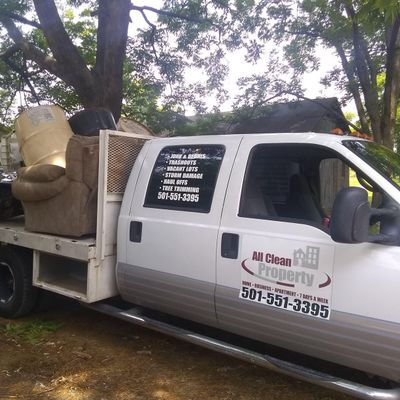 Avatar for All Clean Property & Junk Removal Little Rock, AR Thumbtack