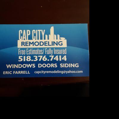 Avatar for Cap City Remodeling