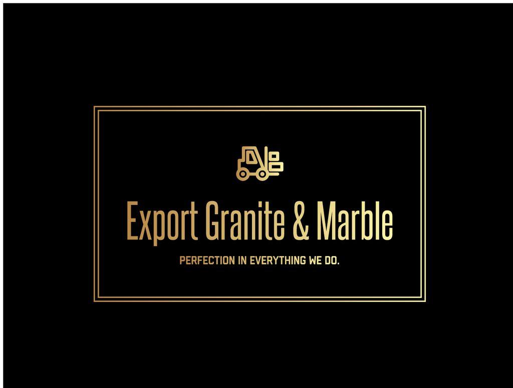 Export Granite & Marble
