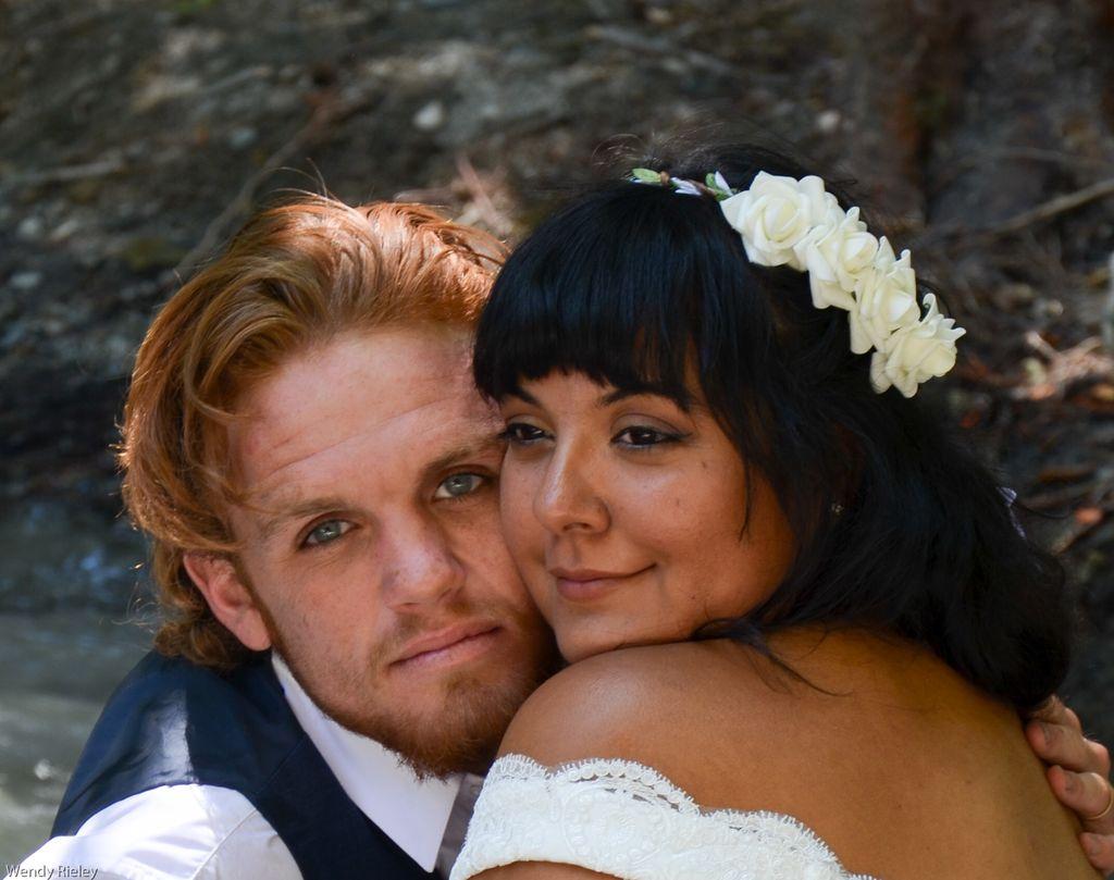 Creek Wedding
