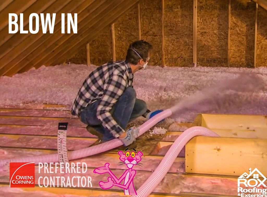 Attic Insulation- Save On Energy Bill