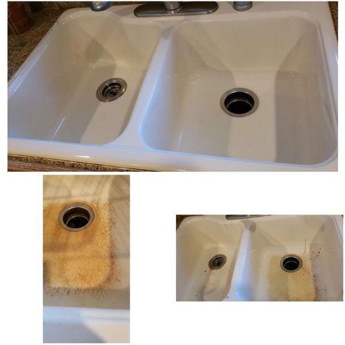 Sink transformation!