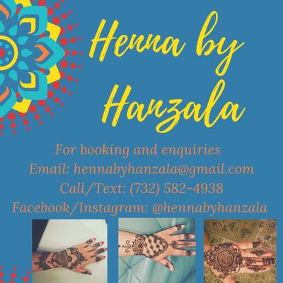Avatar for Henna by Hanzala Avenel, NJ Thumbtack