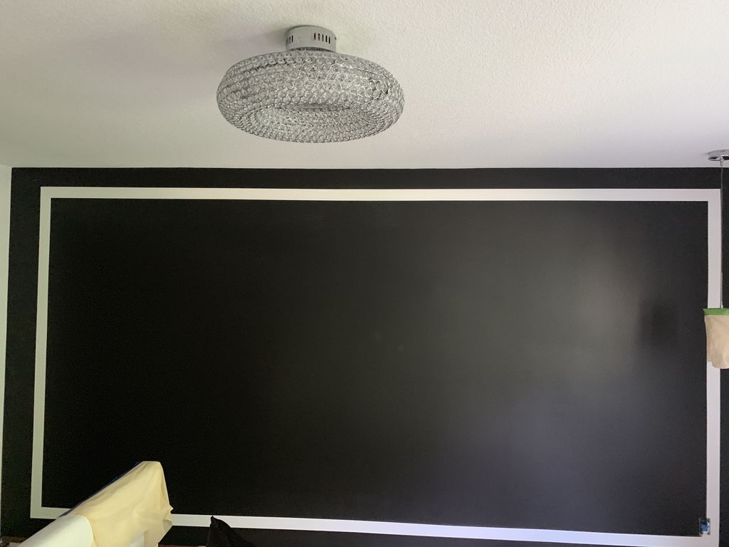 Accent wall design