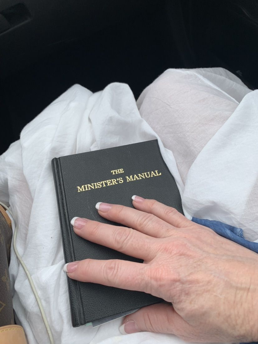 Wedding Officiant - Charlotte 2019
