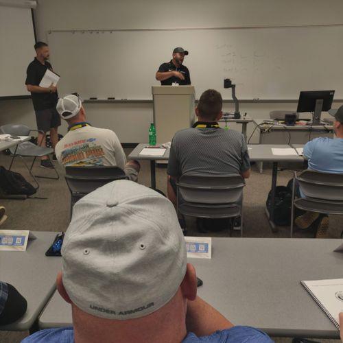 Teaching for the United Association UA