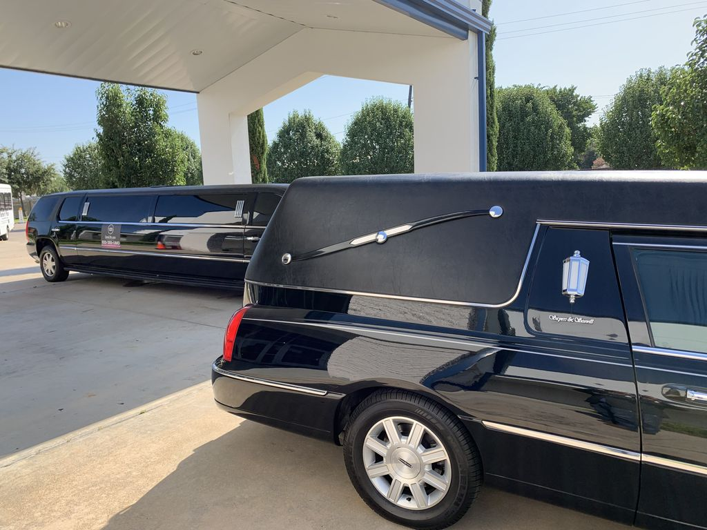 Funeral transportation services