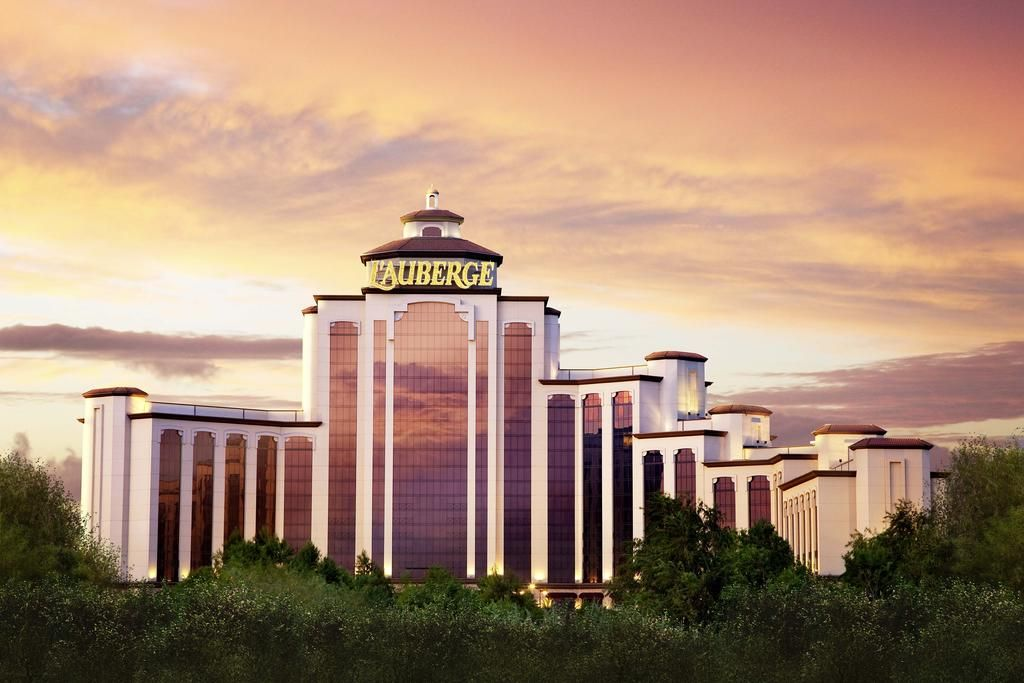 Lake Charles Trip  L auberge Casino