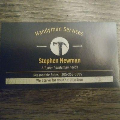 HandyMan Services Gadsden, AL Thumbtack
