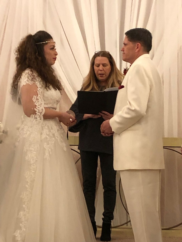 Wedding Officiant - Grapevine, Texas