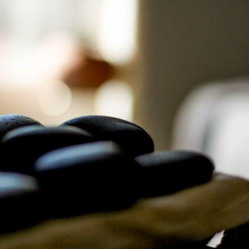 Hot Stone Massage Available