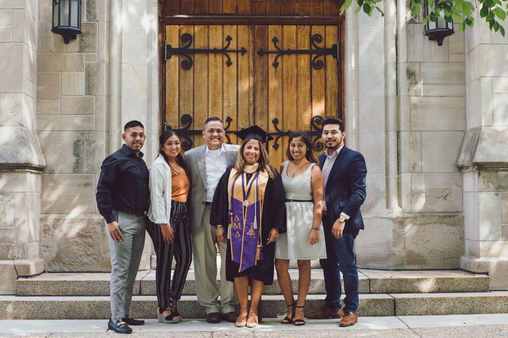 Graduation Commencement Ceremony & Portraits