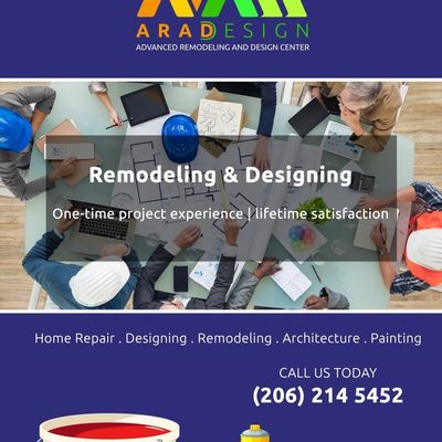 Avatar for Advanced Remodeling and Design center llc Kirkland, WA Thumbtack