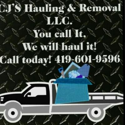 Avatar for CJ'S Hauling and Removal LLC Milton Center, OH Thumbtack