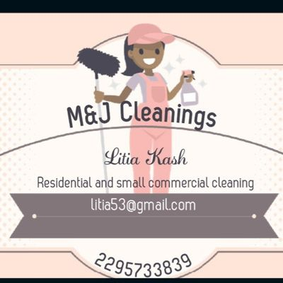 Avatar for M&J Cleaning Services Forest Park, GA Thumbtack