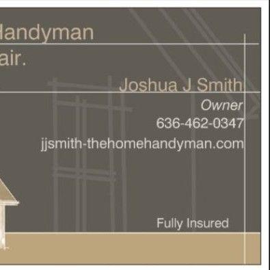 Avatar for JJSmith&Son Handyman Call/Text the #636/462-0347 Hawk Point, MO Thumbtack