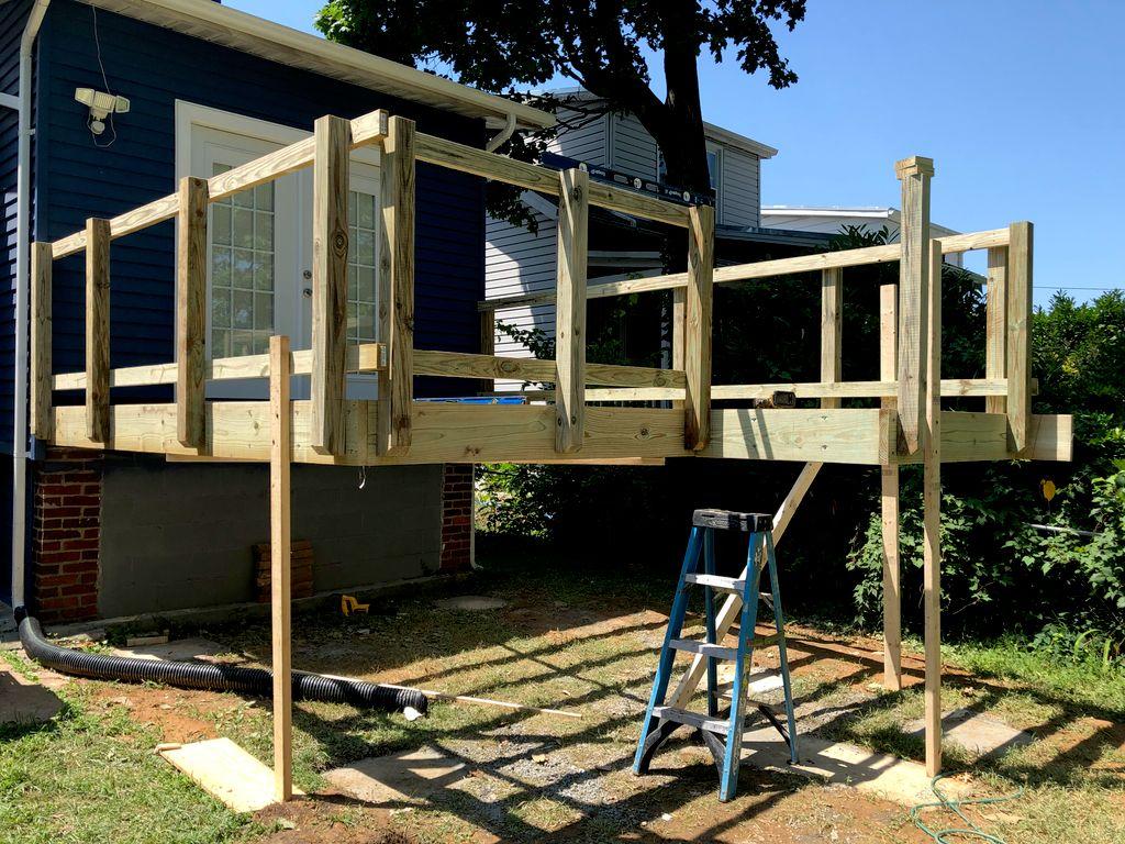 Deck or Porch Remodel or Addition - Washington 2019