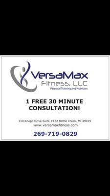 Avatar for VersaMax Fitness Personal Training and Nutrition Battle Creek, MI Thumbtack