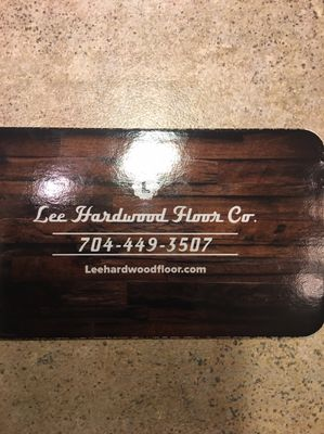 Avatar for Lee Hardwood Floor Company Gastonia, NC Thumbtack