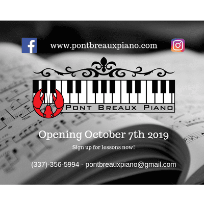 Avatar for Pont Breaux Piano Breaux Bridge, LA Thumbtack