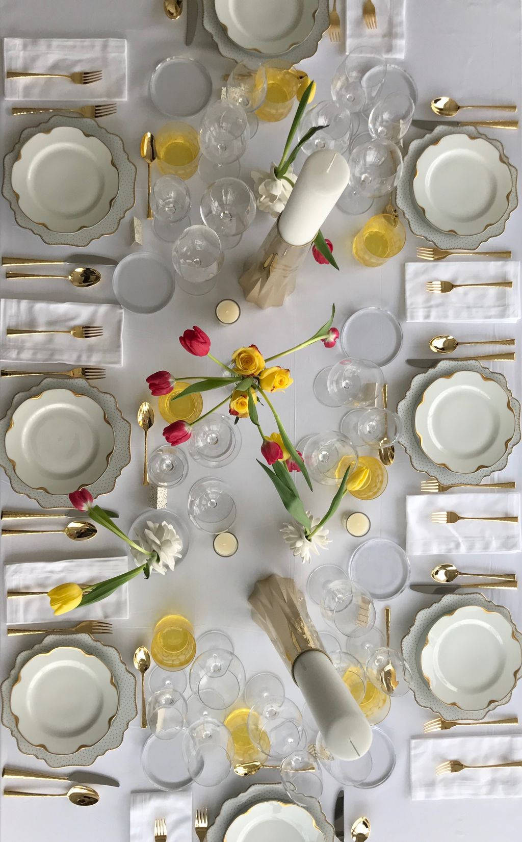 Private High End Multi Course Dinner 8 People