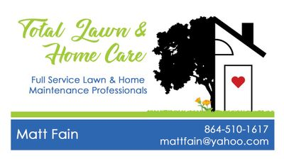 Avatar for Total Lawn & Home Care Inman, SC Thumbtack