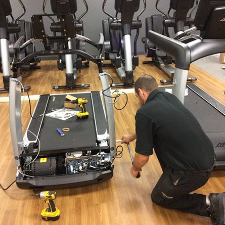 Treadmill specialists
