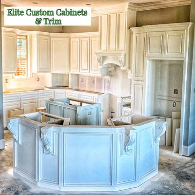 Avatar for Elite Custom Cabinets & Trim