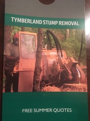 Avatar for TYMBERLAND STUMP REMOVAL Ellenwood, GA Thumbtack