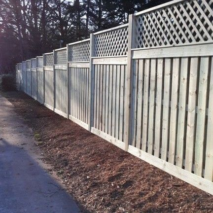 Fences and More