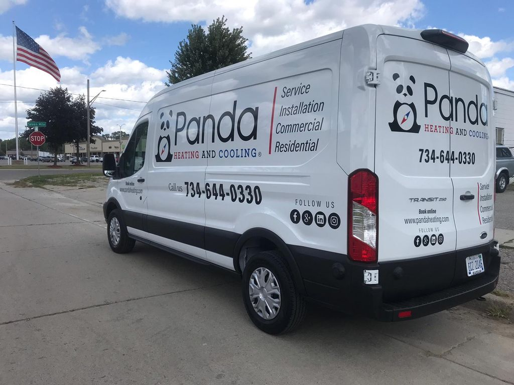 Panda Heating and Cooling Inc