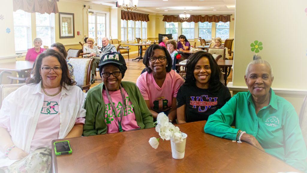 Senior Citizen's Community Service