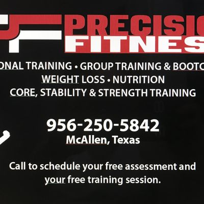 Avatar for Precision Fitness Mcallen, TX Thumbtack