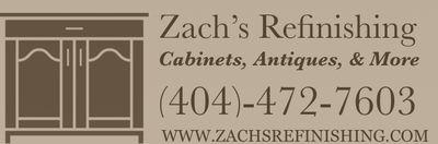 Avatar for Zach's Refinishing Flowery Branch, GA Thumbtack