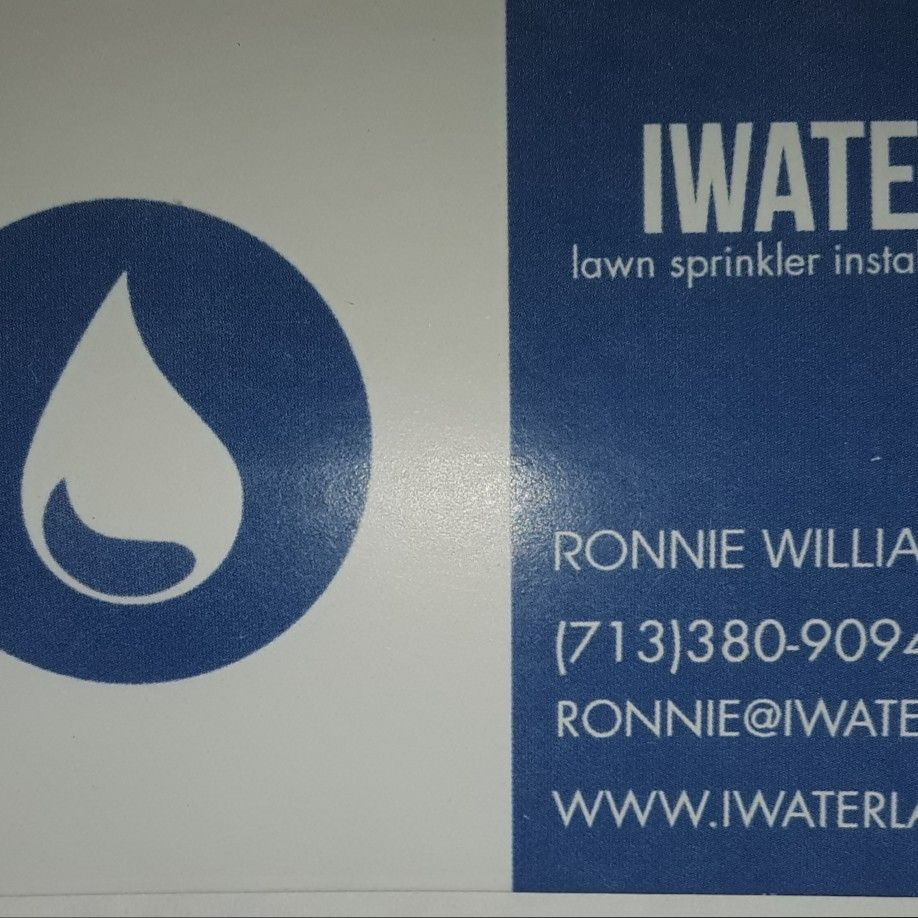 IWATER LAWNS
